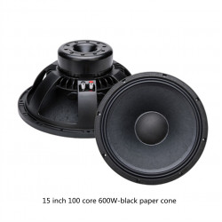 Pa-054 Professional Audio 15 inch 100 core rubidium magnetic full frequency mid-bass professional performance speaker
