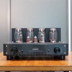 Q-010 Line Magnetic LM-216IA Tube  Amplifier  Integrated KT88*4 Push-Pull Tube Amplifier 38W*2