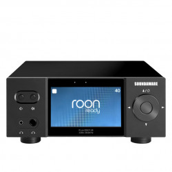 R-077 SOUNDAWARE A1 National HIFI Streaming Music Player Multifunctional Integrated Desktop with DAC Dual Headphone Amplifier