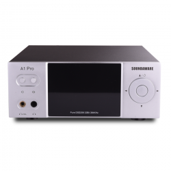 R-078 SOUNDAWARE A1PRO-More Than True Balance Integrated Streaming Music Player with Roon Ready, DLNA, Airplay Support