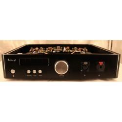 R-28 Fully  Balance Discrete R-2R Resistor Ladders Decoder DSD DXD DAC 32bit / 384K balanced headphone amp With remote control