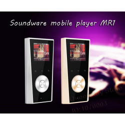 Soundaware MR1 Flagship Wireless Network Mobile Music Player Bluetooth AirPlay Usb DSD Full Scene Applications