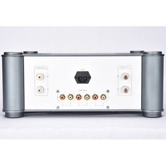 T-025 Reference GOLDMUND HAFLER Circuit Integrate Amplifier with FM155 Preamp Power Amplifier 150W*2 8Ohms/ 280W*2 4Ohms