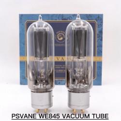 T-041 PSVANE Premium WE845 Vacuum Tube Valve 1:1 Replica Western Electric for Vintage Audio DIY x Matched 1pair