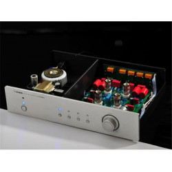 W-003  HIFI AUDIO XA3200MKII Vacuum Tube Pre Amplifier 12AT7*2, 12AX7*2 Remote Control PRE AMP Input: 1*RCA
