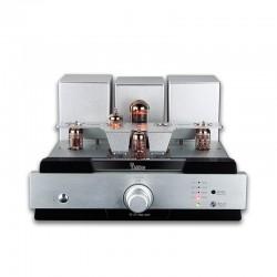 W-010 YAQIN B-2T Vacuum Tube  Preamp Pre-amplifier Preamplifier 5AR4*1 EL84*1 12AX7*2 12AU7*2 With remote control AC110~220V