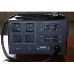 W-033 L&W TS2000 2000W/TS3000 3000W power processor, comprehensively improve system sound and video