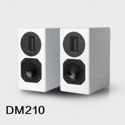 WANBO audio DM210 DSP Aluminum 4 inch active Bookshelf speaker / computer speaker Work stable DSP