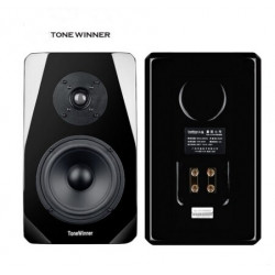 Winner / TD-7SE passive Hi end bookshelf speaker 2.0 channel 4 ohm / 85W / 85dB / mW
