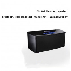 Winner/ TY-B02 Bluetooth speaker 2.1 Smart digital audio 2 inch full frequency unit + 4 inch subwoofer power 60W