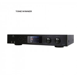 Winner/AD-208 reverberators professional karaoke digital stereo front-end effector