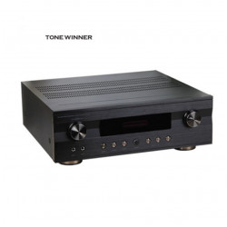 Winner/AD-680P digital power amplifier EQ adjustment professional karaoke power amplifier 2X120W (8 ohms) / 2X200W (6 ohms)
