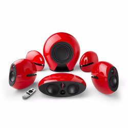 e225/e25/e235/e255 AUX Optical Bluetooth BT 5.8G Input Wireless Active TV/MAC/PC BT THX Speakers Magic Horn