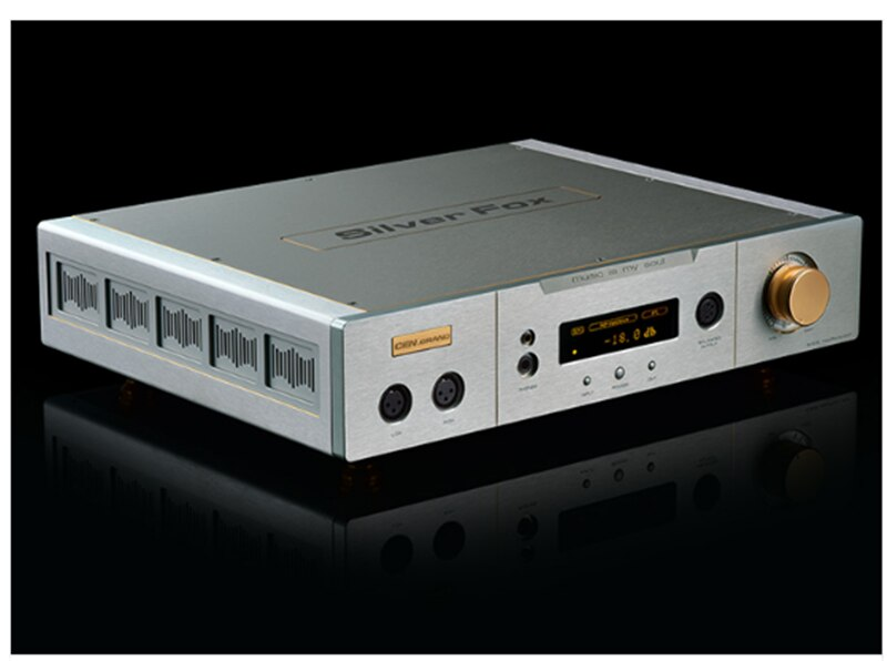CEN-GRAND-9i-906-Silver-Fox-Headphone-Amplifier-Earphone-AMP-Four-Resistance-select-20W-30ohms-2020KHz-1005001734487963